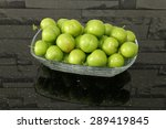 green plum | Shutterstock . vector #289419845