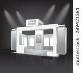 blank exhibition trade design...