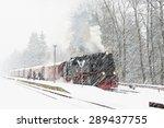 Steam Locomotive Ready To Go T...