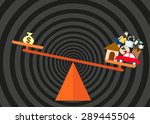 vector in concept for the... | Shutterstock .eps vector #289445504