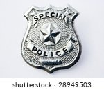 police badge | Shutterstock . vector #28949503