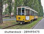 milan  italy  june 12  2015 ... | Shutterstock . vector #289495475