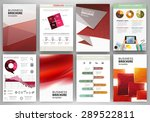 abstract vector backgrounds and ... | Shutterstock .eps vector #289522811