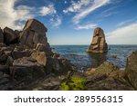 Picturesque Sea Landscape With...