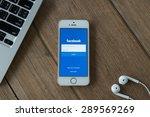 chiang mai  thailand   june 22  ... | Shutterstock . vector #289569269
