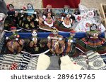 traditional dolls from...   Shutterstock . vector #289619765