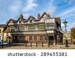 Tudor House In City Centre Of...
