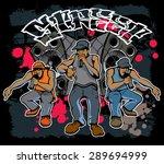 street gangster rap musicians...