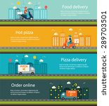 pizza and food delivery web...