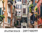 venice  italy   on april 29 ... | Shutterstock . vector #289748099