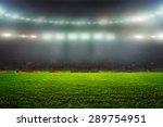 on the stadium. abstract... | Shutterstock . vector #289754951