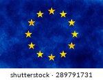 European Union Flag Vector...