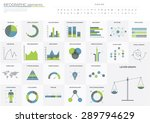 detail infographic collection... | Shutterstock .eps vector #289794629