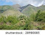 maui mountain views