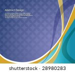 abstract background 22 | Shutterstock .eps vector #28980283