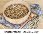 cereals healthy breakfast | Shutterstock . vector #289812659