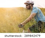 long ride during the sunset   Shutterstock . vector #289842479