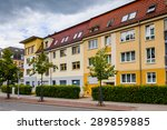 beautiful colorful architecture ... | Shutterstock . vector #289859885