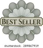 best seller rosette   Shutterstock .eps vector #289867919