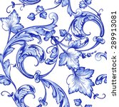 Vector Floral Watercolor...