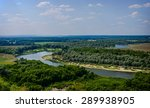 landscape of river don in... | Shutterstock . vector #289938905