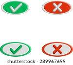 vector flat design check marks...