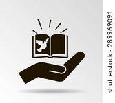 bible book   Shutterstock .eps vector #289969091