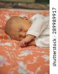 jaundice in newborns | Shutterstock . vector #289989917