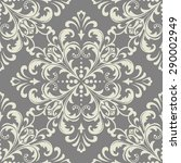 wallpaper in the style of... | Shutterstock .eps vector #290002949