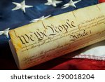 US Constitution, Patriotism, Fourth of July.