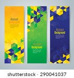 collection banner design ... | Shutterstock .eps vector #290041037