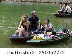 ninhbinh  vietnam   may 17 ... | Shutterstock . vector #290052755