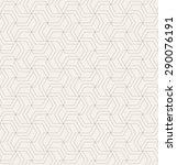 vector seamless pattern. modern ...   Shutterstock .eps vector #290076191