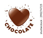 vector logo candy cane in a... | Shutterstock .eps vector #290274725