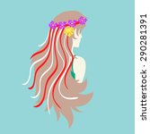 vector illustraton of color... | Shutterstock .eps vector #290281391