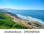 Beautiful Pacific Coast  Near...