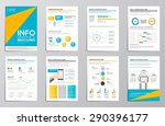 infographics elements for... | Shutterstock .eps vector #290396177