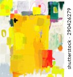 Abstract Composition Which...