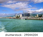 view of the waterfront of... | Shutterstock . vector #29044204