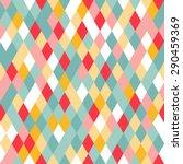vibrant colorful random colored ... | Shutterstock . vector #290459369