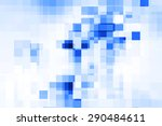 futuristic background abstract... | Shutterstock . vector #290484611
