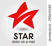 star logo element innovative...   Shutterstock .eps vector #290610185