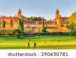 pretoria  south africa   march... | Shutterstock . vector #290650781