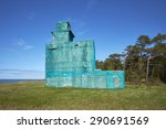 wrapped building | Shutterstock . vector #290691569