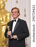 Small photo of LOS ANGELES, CA - FEBRUARY 27, 2011: Aaron Sorkin at the 83rd Academy Awards at the Kodak Theatre, Hollywood.