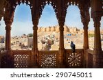 City And Jaisalmer Fort View...