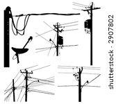 Vector Power Lines