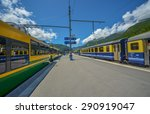 grindelwald  switzerland   june ...   Shutterstock . vector #290919047