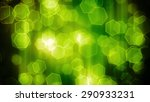 bokeh background with hexagon... | Shutterstock . vector #290933231