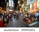new york  u.s.a.   october 9...   Shutterstock . vector #290991851